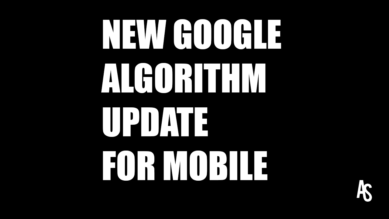 New Google Mobile SEO Algorithm update May 2016