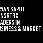 Leaders in Business and Marketing Brian Sapot SensrTrx