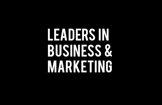 Leaders in Business and Marketing