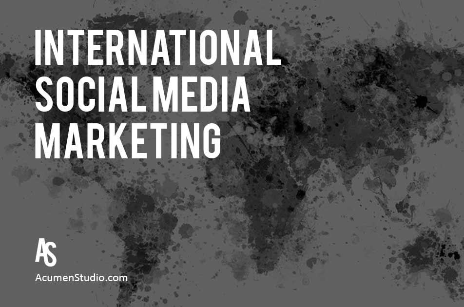 International Social Media Marketing vs USA SMM