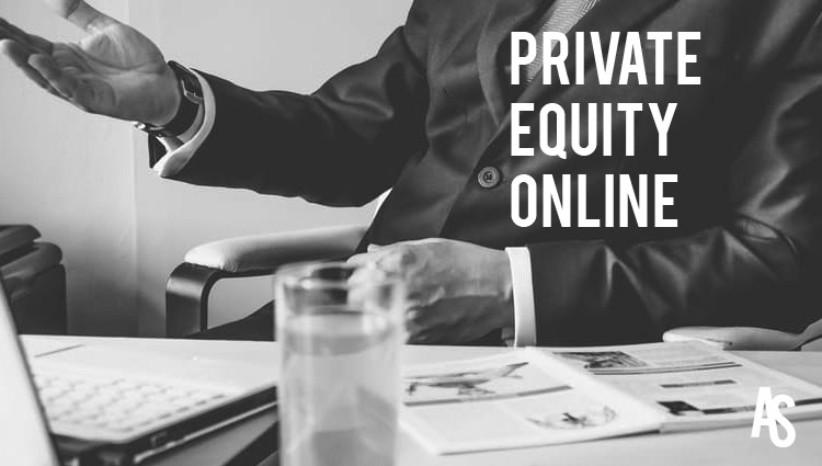 Marketing Private Equity Firms Online