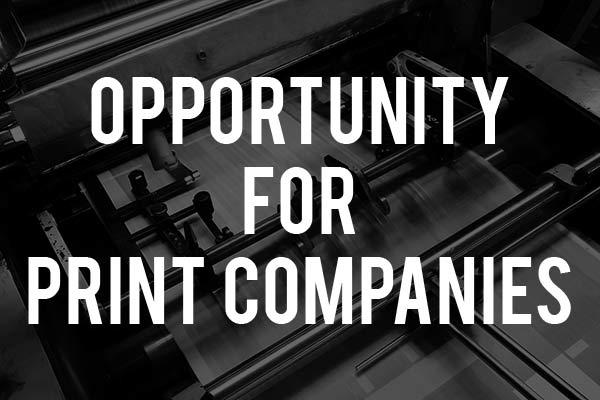 digital marketing for print companies