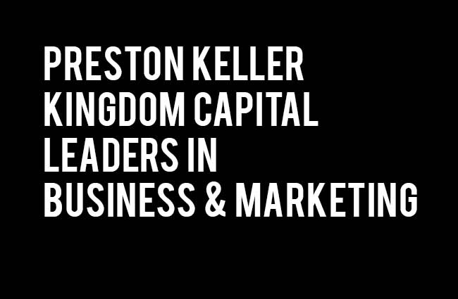 Preston Keller Kingdom Capital