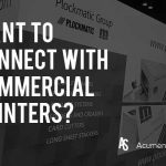How to Connect With Commercial Printing Companies