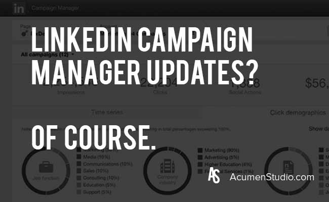 New-LinkedIn-Campaign-Manager-Updates