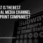 What is the Best Social Media Channel or Platform for Printers