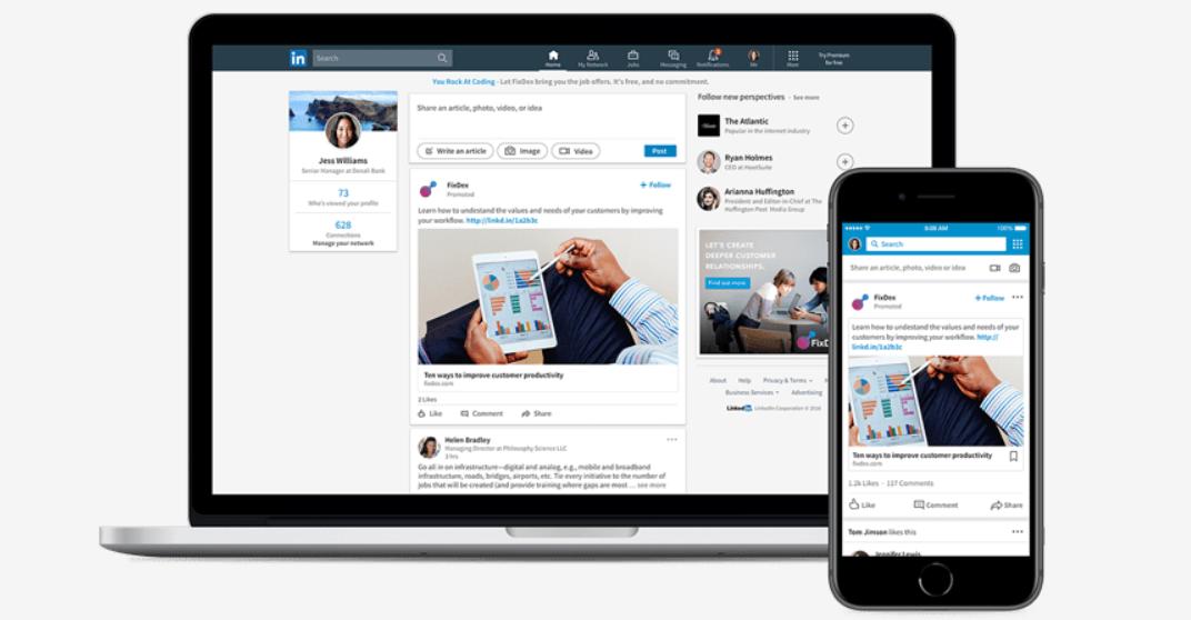 B2B_content_marketing_Linkedin_Sponsored_Content