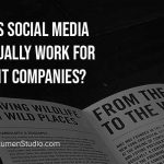 Does Social Media Work for Print Companies?