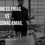 Business-Email-or-Personal-Email-for-Marketing
